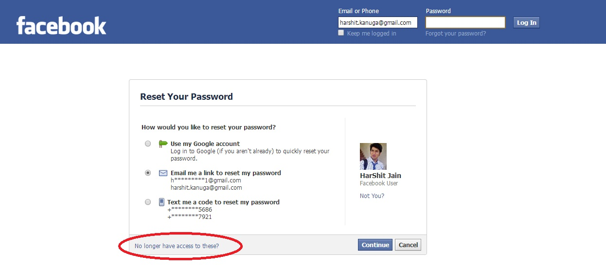 How to recover hacked Facebook Account? – TechyPassion