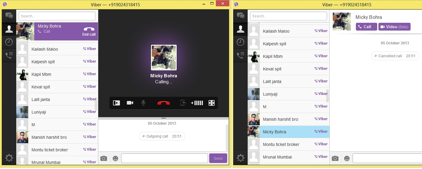 viber on pc Viber For PC Viber For PC (Windows and Mac)! 62
