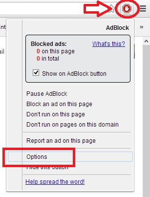Google Chrome Adblock Google Chrome Adblock How to active Google Chrome Adblock? 2