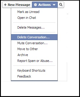 Delete Facebook Messages Delete Facebook Messages Delete Facebook Messages - Step by Step Guide! m6