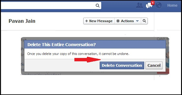 Delete Facebook Messages Delete Facebook Messages Delete Facebook Messages - Step by Step Guide! m7