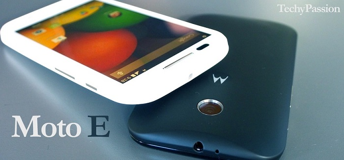 How to Root Moto E