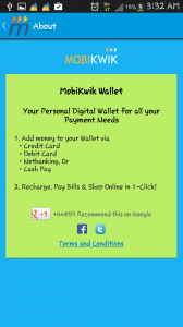 MobikWiki App Review Review: MobiKwik Mobile App - Fastest Mobile Recharge App Review: MobiKwik Mobile App - Fastest Mobile Recharge App Screenshot 2014 05 18 03 32 20