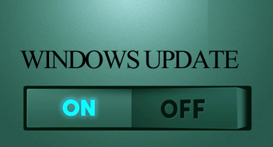 How to turn off windows updates