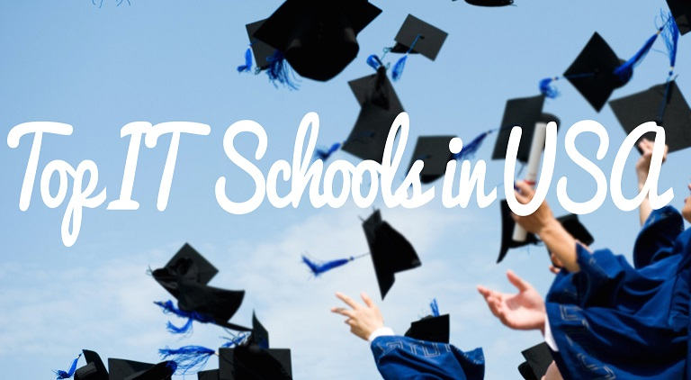 Top IT schools in USA IT schools in USA Top IT schools in USA 1