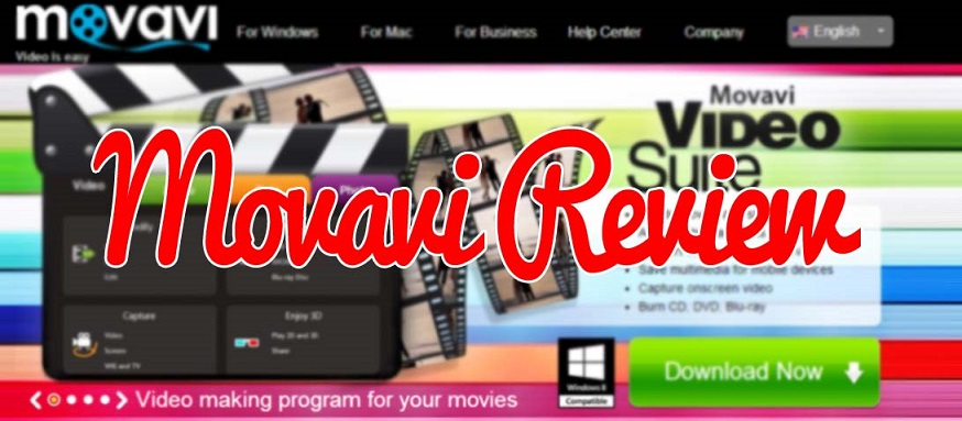 Movavi Video Suite Detailed Review