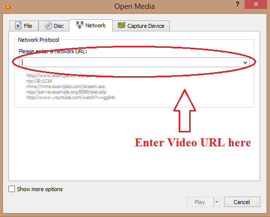 play YouTube video Into VLC  Play YouTube video Into VLC How to play YouTube video Into VLC media Player? 22