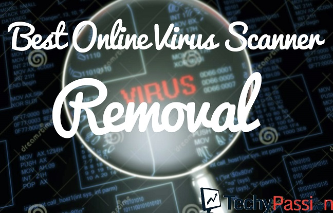 free online virus scanner Online virus scanner Best Online Virus Scanner and Removal Tools [No Download] online virus scanner1