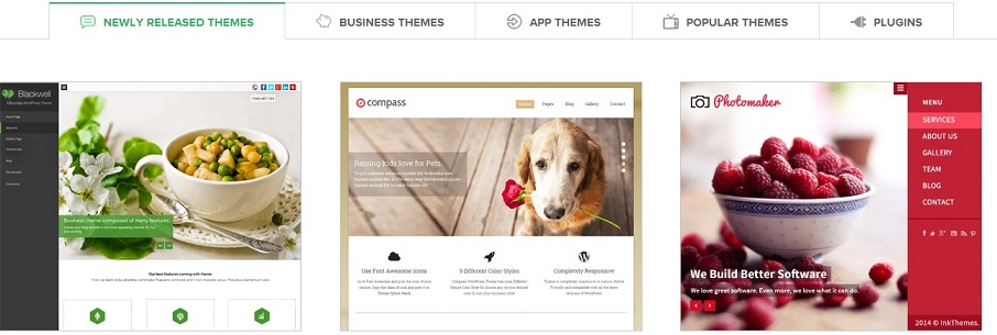 InkThemes Review