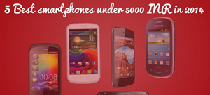 Samsung smartphone under 5000