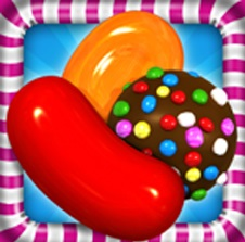 candy crush saga on pc