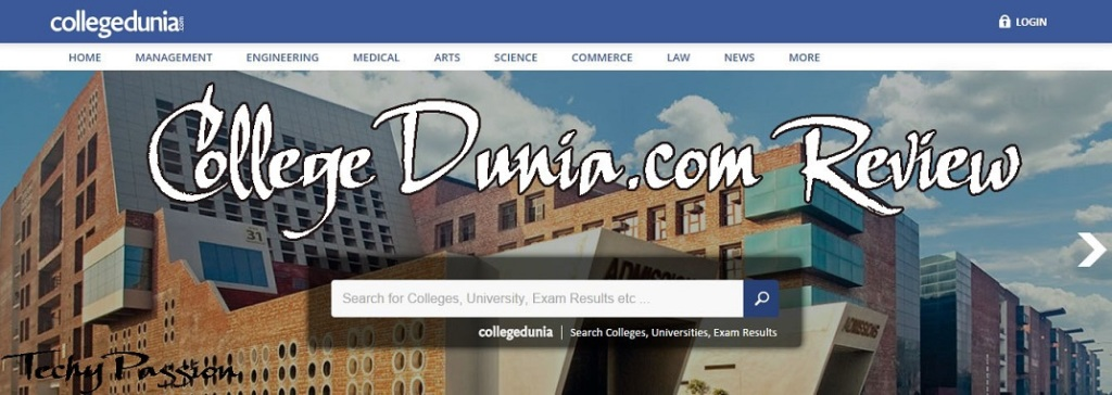 CollegeDuniya Review New way to find Top Colleges & Institutes in India - CollegeDunia.com New way to find Top Colleges & Institutes in India - CollegeDunia.com  CollegeDunia