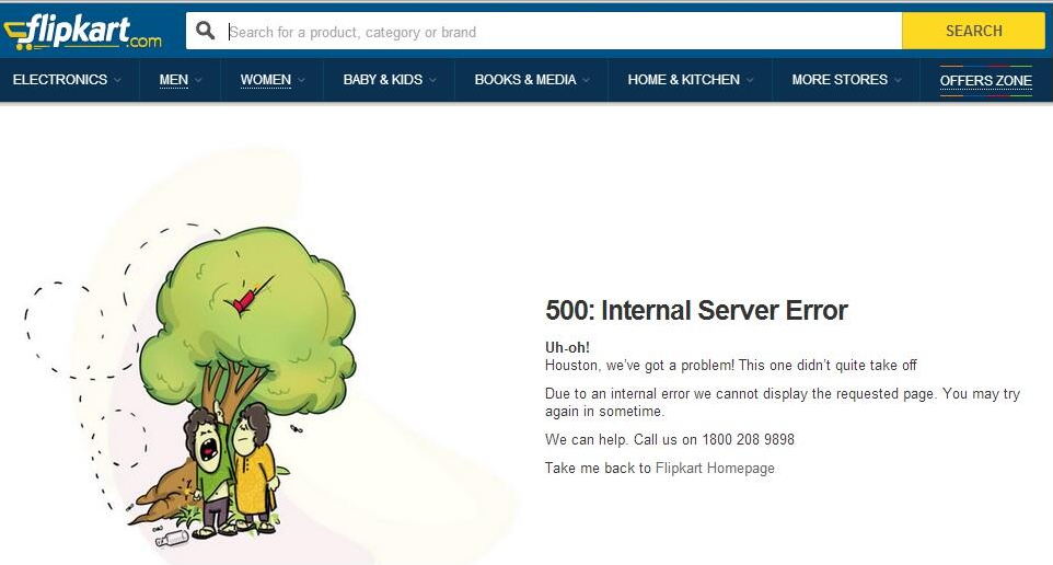 500 error on flipkart A New Era of E-Commerce war in India A New Era of E-Commerce war in India 500 error on flipkart