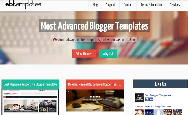 Seo Blogger Templates Top 5 websites to download blogger templates Top 5 websites to download blogger templates SBT Templates