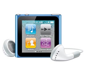 ipod 6th generation