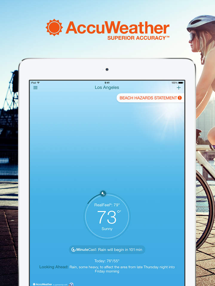 ipad accuweather Best iPad Weather Apps 2015 Best iPad Weather Apps 2015 ipad accuweather