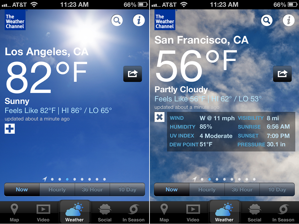 the weather channel app Best iPad Weather Apps 2015 Best iPad Weather Apps 2015 the weather channel app