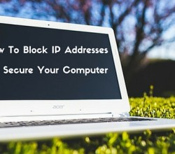 how to Block IP address