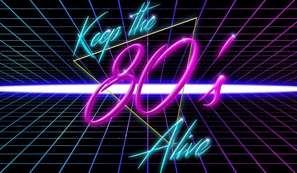 80's font  3 Ways in Which You Can Go 80's in Your Website Design wallpaper 1455828 960 720