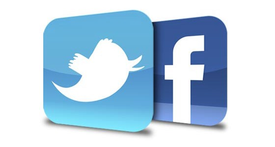 facebook twitter joint account